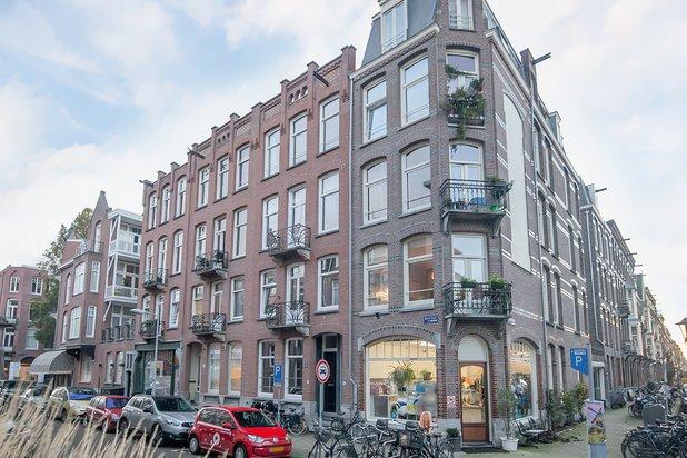 Banstraat 18-III, Amsterdam