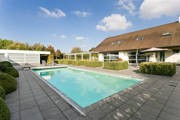 Moderne villa op een rustige locatie