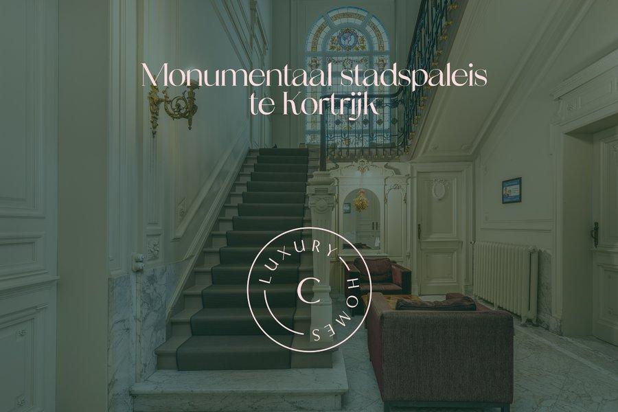 Monumentaal stadspaleis