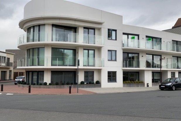 Recent nieuwbouwappartement op topligging vlakbij het centrum en strand van Wenduine