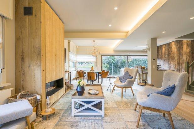 Prachtige villa te koop Koksijde met mogelijkheid tot 3 slaapkamers