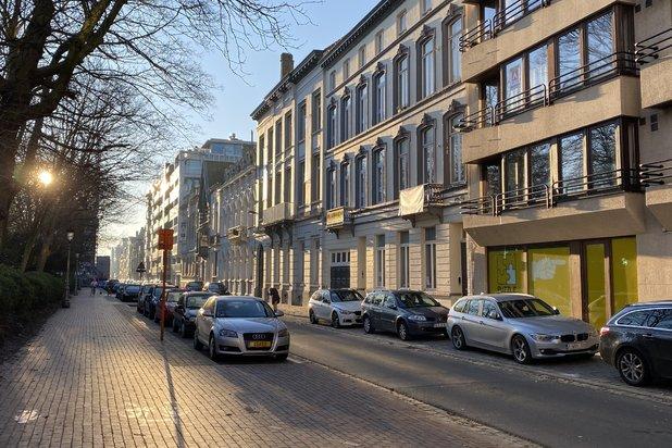 Klassevol historisch pand aan stadspark centrum Oostende