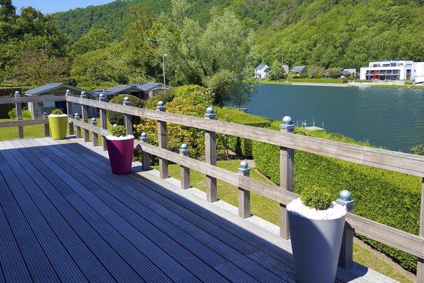 Belle villa en bord de Meuse