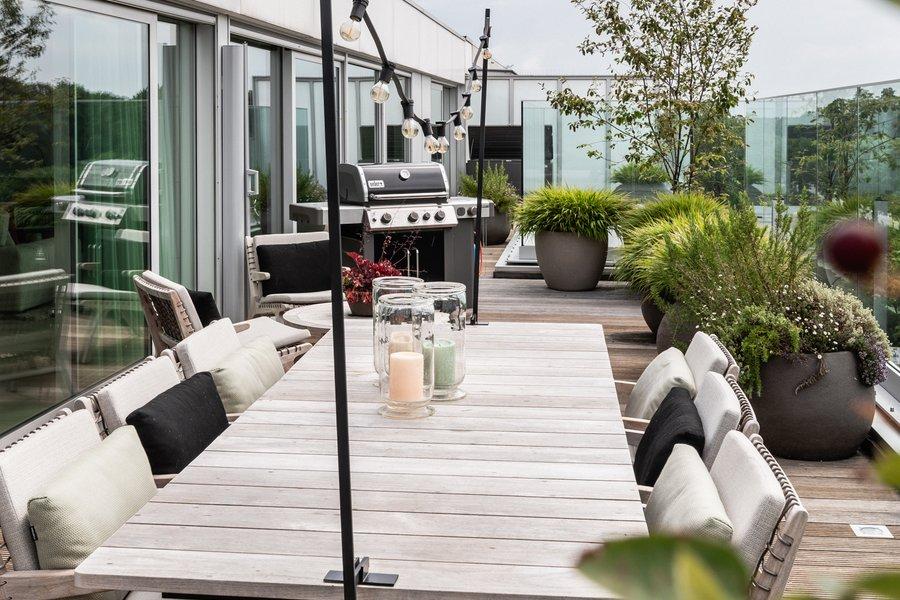 Luxueus penthouse op toplocatie