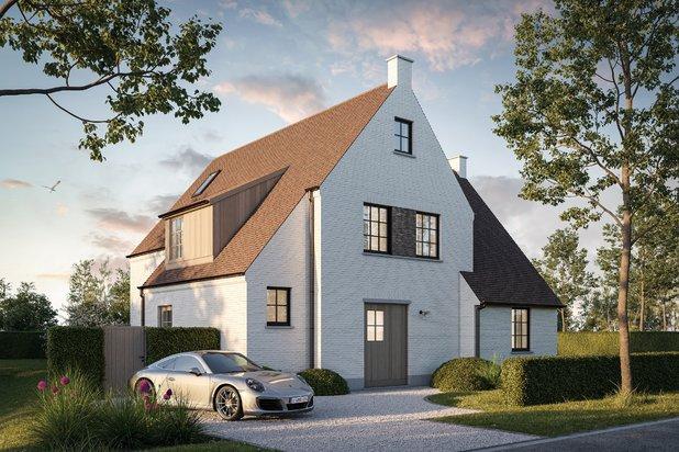 Ruime villa in aantrekkelijke landelijke stijl