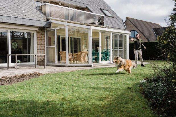 Villa met 5 slaapkamers en mooi woonvolume op toplocatie