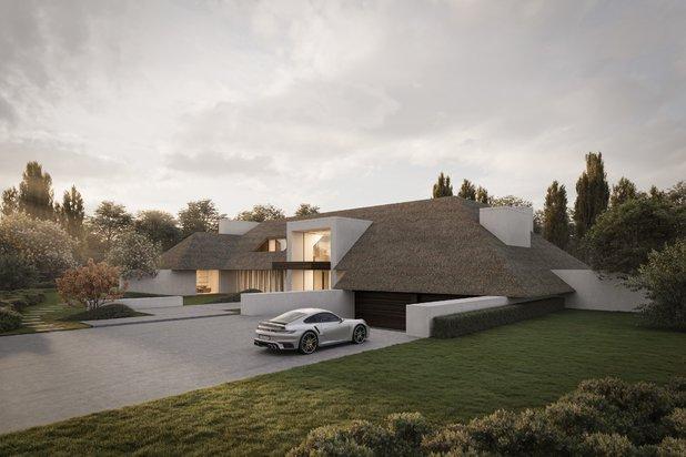 Prachtige Designvilla op een toplocatie in Brasschaat