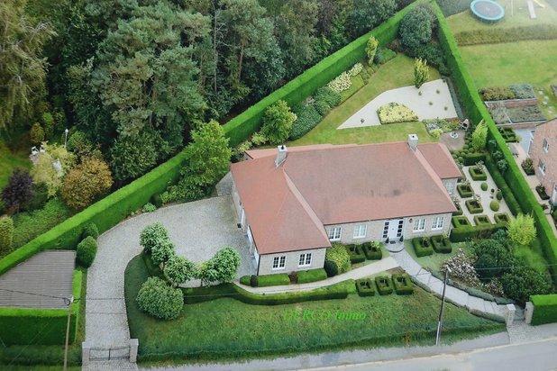 luxe villa in de groene rand van LEUVEN
