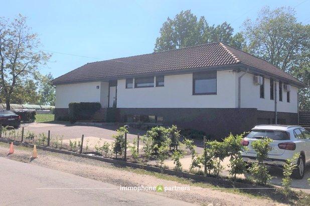 Open Villa - Combinatie Wonen & Werken & Leven - WELKOM (*)