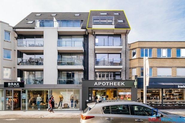 Residentie Monico - Ruime duplex-penthouse 0401 in moderne nieuwbouwresidentie - Koksijde-Bad