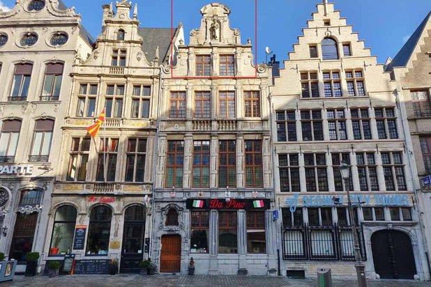 Grote Markt: Gildehuis naar hedendaags comfort