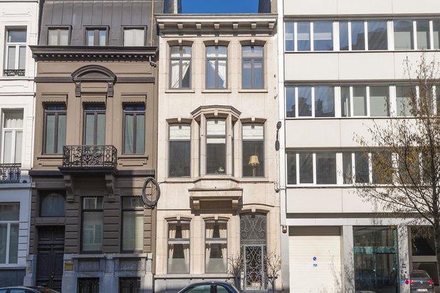 Standingvolle herenwoning in centrum Antwerpen