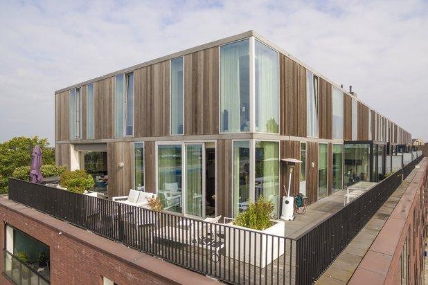 Luxe duplex penthouse 'Het Kaaigebouw'
