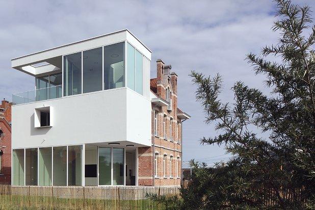 Te koop Exclusieve nieuwbouw 174 m² + tuin te Oostende