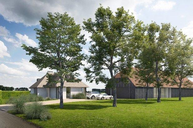 Nieuwbouw villa te koop in Cadzand!