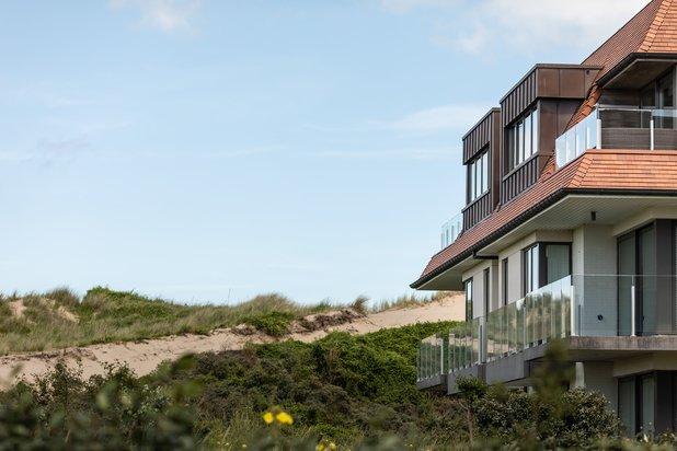 Exclusieve penthouse in Oostduinkerke