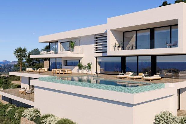 Villa Mer Blue
