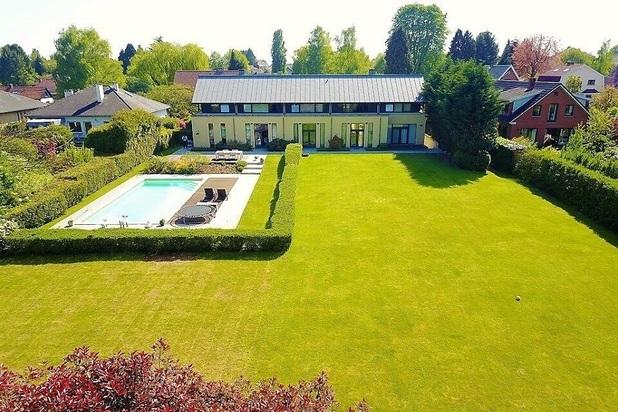 Magnifique villa contemporaine à Joli-Bois