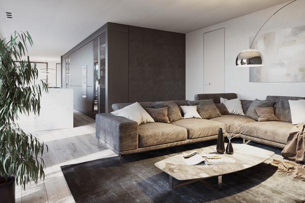Residentie Ma Mer: penthouse met riant dakterras
