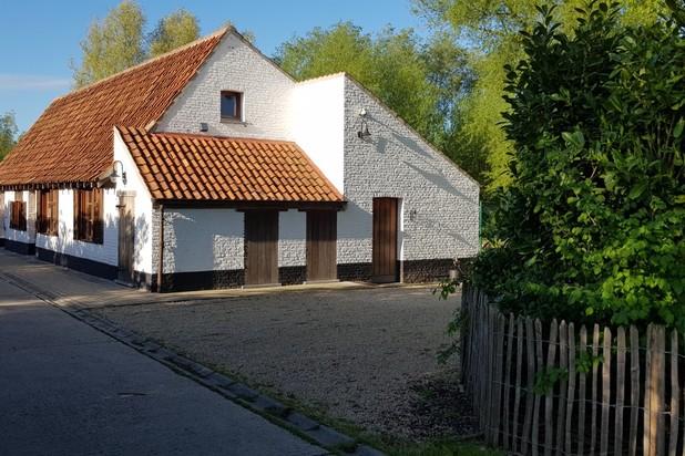 Verborgen Parel / Unieke Vernieuwbouw / Paarden-&pony-Hoeve