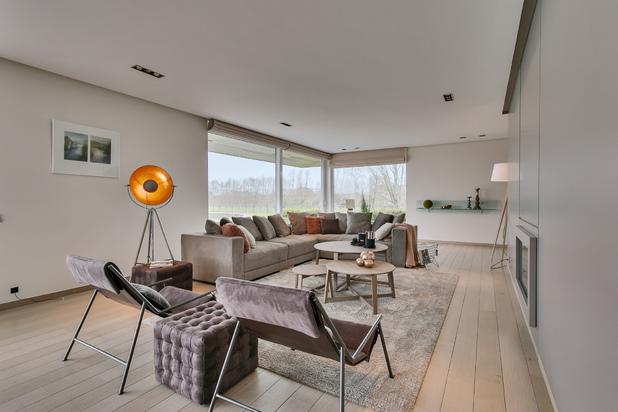Moderne Villa met prachtig verzicht