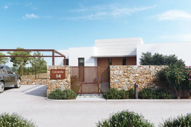 Luxe villa's op het exclusieve resort van Las Colinas Golf.